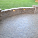 Aesthetic Concrete Designs creates beautiful concrete counter tops and custom stamped concrete for your outdoor space.