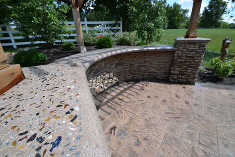 Learn why a custom concrete design from Aesthetic Concrete Designs could be right for your next home improvement project.